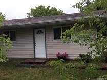 Homes for Sale in Saskatchewan, Diefenbaker Lake, Saskatchewan $189,900