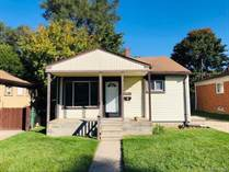 Homes for Sale in Garden City, Michigan $97,900