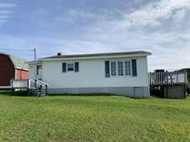 Homes for Sale in Fortune, Newfoundland and Labrador $59,900