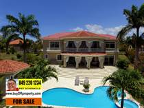Homes for Sale in Hispaniola Residencial , Sosua, Puerto Plata $495,000