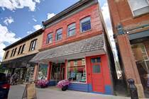 Commercial Real Estate for Sale in Down town, Fernie, British Columbia $679,900