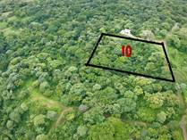 Lots and Land for Sale in Lagarto, Guanacaste $6,999