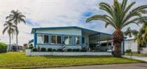 Homes for Sale in Camelot Lakes MHC, Sarasota, Florida $82,700