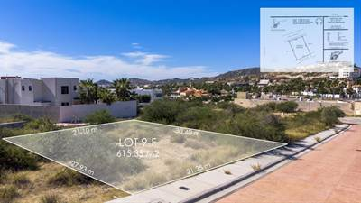 San Jose del Cabo - Fonatur, Suite Lot 9-F Cerro del Vigia St, Campo de Golf, Baja California Sur