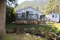 Homes Sold in Kawkawa Lake, Hope, British Columbia $475,000