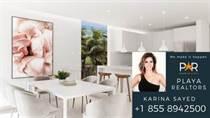 Condos for Sale in Coco Beach, Playa del Carmen, Quintana Roo $816,466