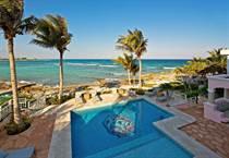 Homes for Sale in Half Moon Bay, Akumal, Quintana Roo $2,195,000