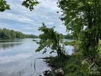 Lots and Land for Sale in Beckwith Township, Ottawa, Ontario $650,000
