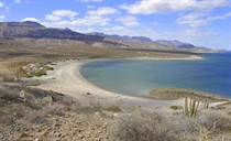Lots and Land for Sale in Punta Coyote, La Paz, Baja California Sur $9,900,000