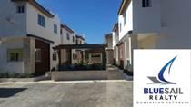 Homes for Sale in Central Sosua, Sosua, Puerto Plata $94,000