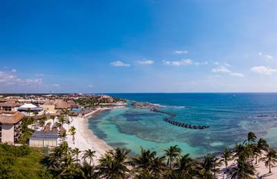 Astonishing Ocean View 3 Br.  Penthouse on Pre-Sale, Puerto Aventuras
