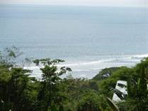 Lots and Land for Sale in Ayacucho , Dominical, Puntarenas $295,000