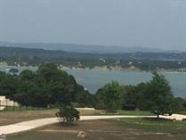 Lots and Land Sold in The Peninsula at Mystic Shores, Spring Branch, Texas $99,900