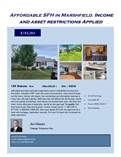 Homes for Sale in Center Marshfield, Marshfield, Massachusetts $183,284
