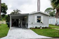 Homes for Sale in Riverview Mobile Home Park, Palm Shores, Florida $33,000