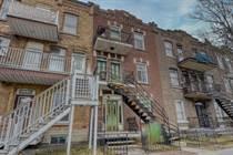 Multifamily Dwellings for Sale in Quebec, Mercier/Hochelaga-Maisonneuve, Quebec $849,000