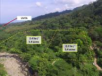 Lots and Land for Sale in Uvita, Puntarenas $180,000