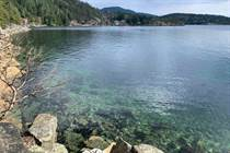 Lots and Land Sold in Garden Bay, Pender Harbour, British Columbia $599,000