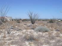 Lots and Land for Sale in Vista del Sol, San Felipe, Baja California $16,000