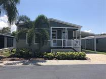 Homes for Sale in Island In The Sun, Clearwater, Florida $118,900