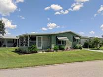 Homes for Sale in Lake Pointe Village, Mulberry, Florida $36,990