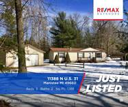 Homes for Sale in Grant Township, Michigan $89,000