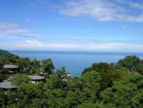 Lots and Land for Sale in Manuel Antonio, Puntarenas $849,000