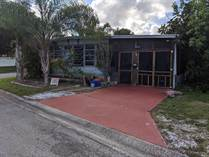 Homes for Sale in Down Yonder Village, Largo, Florida $17,500