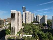 Condos for Rent/Lease in Mississauga Valley, Mississauga, Ontario $2,500 monthly