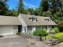 Homes for Sale in Multnomah County, Portland, Oregon $975,000