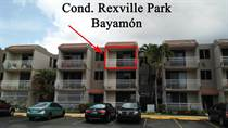 Condos for Rent/Lease in Cond. Rexville Park, Bayamon, Puerto Rico $775 monthly