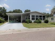 Homes for Sale in Forest Lake Estates, Zephyrhills, Florida $33,500
