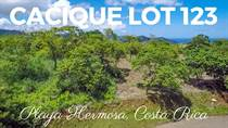 Lots and Land for Sale in Playa Hermosa, Guanacaste $95,000