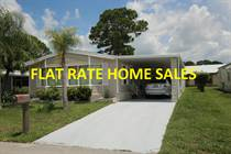 Homes for Sale in Spanish Lakes Country Club, Fort Pierce, Florida $39,995