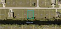 Lots and Land for Sale in Cape Coral, Florida $54,900