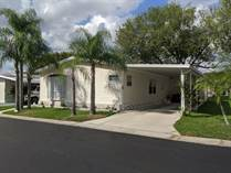 Homes for Sale in Highland Village, Lakeland, Florida $22,000
