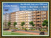 Condos for Sale in Bancao-bancao, Puerto Princesa City, Palawan ₱4,572,320