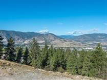 Lots and Land for Sale in Wiltse / Valley View, Penticton, British Columbia $310,000