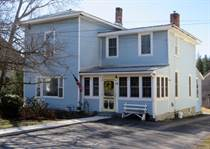 Homes for Sale in Gouverneur, New York $119,900