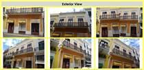 Commercial Real Estate for Sale in Viejo San Juan, San Juan, Puerto Rico $540,000