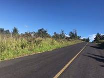 Lots and Land for Sale in Hawaii, OCEAN VIEW, Hawaii $18,000