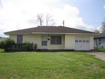 Homes Sold in Revelon Terrace, Pasadena, Texas $99,900