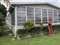 Homes for Sale in Coral Cay, Margate, Florida $31,900