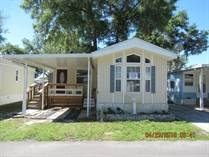 Homes for Sale in SOUTHERN CHARM, Zephyrhills, Florida $29,500