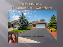 Homes for Sale in Waterford, Ontario $454,900
