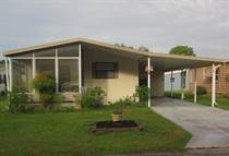 Homes for Sale in Lakeland Harbor MHP, Lakeland, Florida $27,900