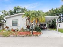 Homes for Sale in Whispering Pines MHP, Kissimmee, Florida $34,000