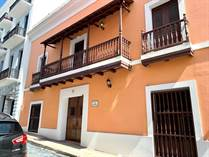 Homes for Sale in Old San Juan, San Juan, Puerto Rico $675,000