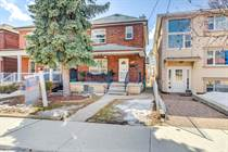 Homes for Sale in Rogers/Oakwood, Toronto, Ontario $1,099,000