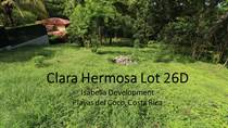 Lots and Land for Sale in Isabella Resort, Playas Del Coco, Guanacaste $75,000